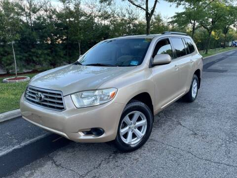 2009 Toyota Highlander for sale at Giordano Auto Sales in Hasbrouck Heights NJ