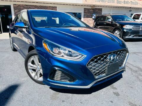 2019 Hyundai Sonata for sale at North Georgia Auto Brokers in Snellville GA