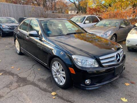 2009 Mercedes-Benz C-Class for sale at Polonia Auto Sales and Service in Hyde Park MA