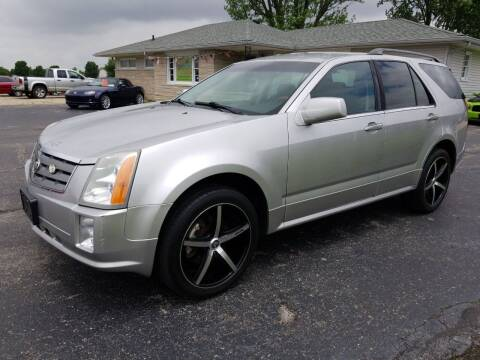 2004 Cadillac SRX for sale at CALDERONE CAR & TRUCK in Whiteland IN