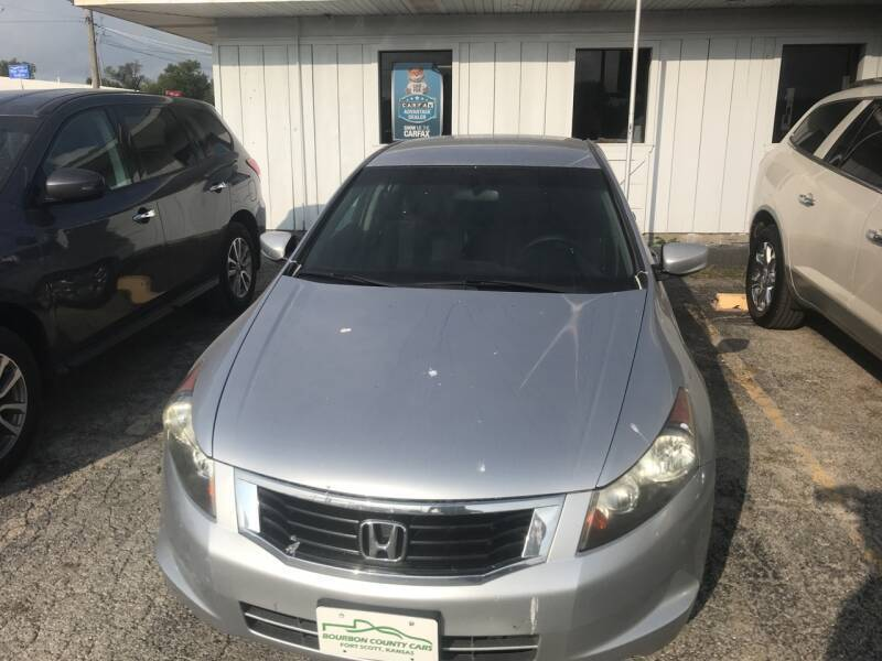 2008 Honda Accord LX-P 4dr Sedan 5A - Fort Scott KS