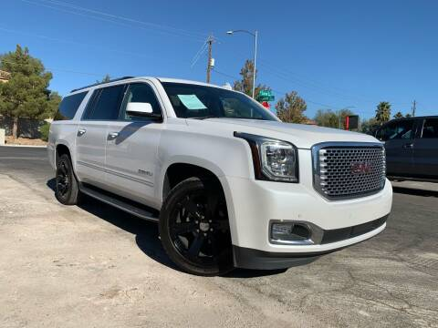 2016 GMC Yukon XL for sale at Boktor Motors in Las Vegas NV