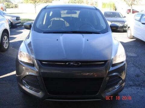 2014 Ford Escape for sale at Marx Auto Sales in Livonia MI