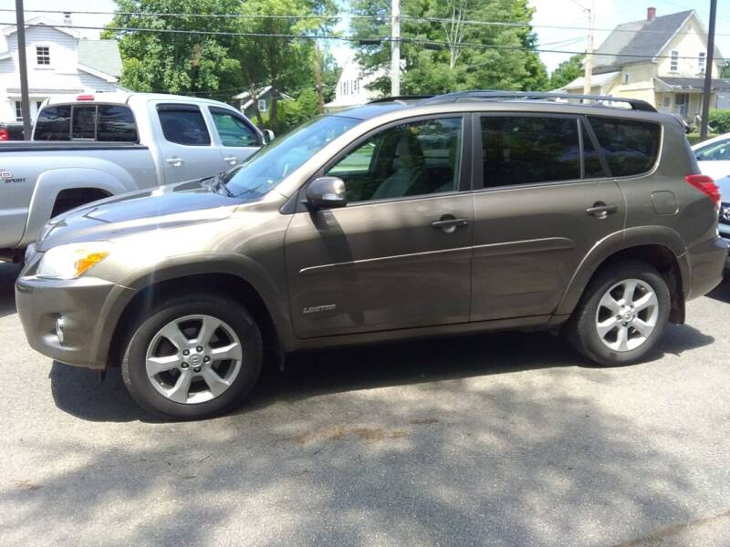 2012 Toyota RAV4 for sale at Good Works Auto Sales INC in Ashland MA