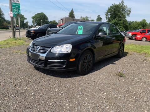 2010 Volkswagen Jetta for sale at Townline Motors in Cortland NY