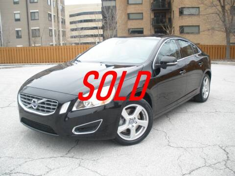 2012 Volvo S60 for sale at Autobahn Motors USA in Kansas City MO