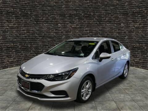 2018 Chevrolet Cruze for sale at Montclair Motor Car in Montclair NJ