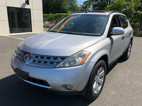 2006 Nissan Murano for sale at MAGIC AUTO SALES in Little Ferry NJ