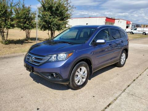 2012 Honda CR-V for sale at DFW Autohaus in Dallas TX