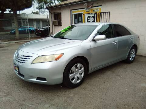 2007 Toyota Camry for sale at Larry's Auto Sales Inc. in Fresno CA