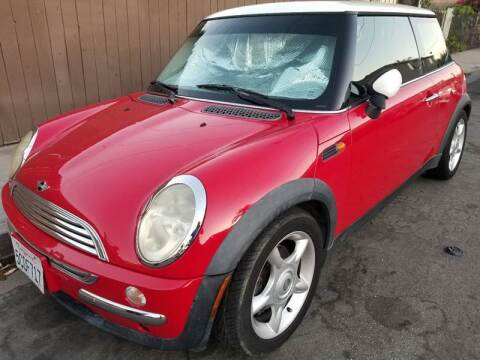 2003 MINI Cooper for sale at Ournextcar/Ramirez Auto Sales in Downey CA
