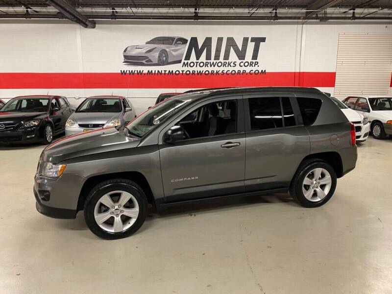 2011 Jeep Compass for sale at MINT MOTORWORKS in Addison IL