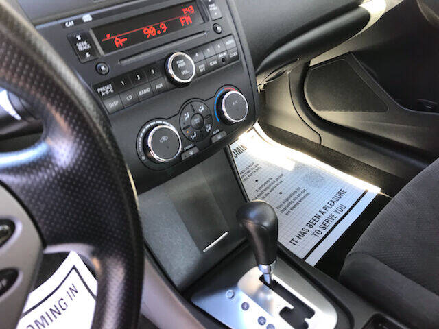 2009 Nissan Altima 2.5 S 4dr Sedan CVT - Villa Park IL