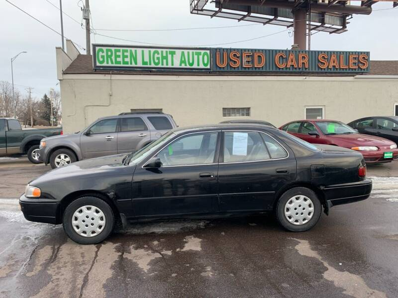 1996 Toyota Camry for sale at Green Light Auto in Sioux Falls SD