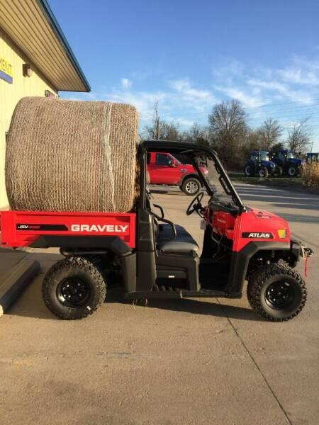 2017 GRAVELY ATLAS JSV 3000 for sale at Wheel - N - Deal Auto Sales Inc in Fairbury NE