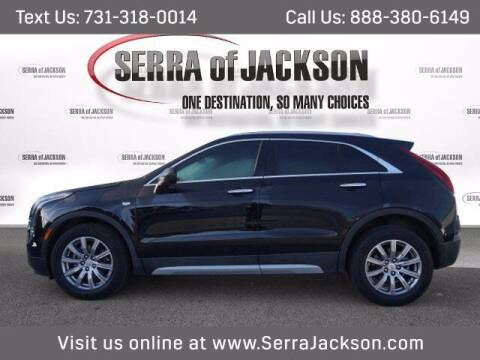 2020 Cadillac XT4 for sale at Serra Of Jackson in Jackson TN