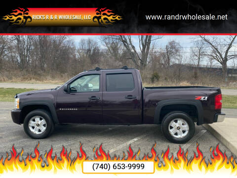 2008 Chevrolet Silverado 1500 for sale at Rick's R & R Wholesale, LLC in Lancaster OH