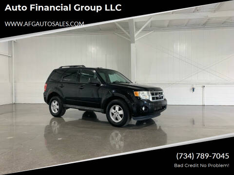2009 Ford Escape for sale at Auto Financial Group LLC in Flat Rock MI