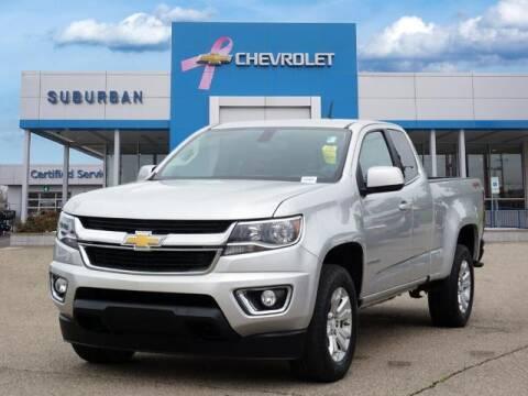 2018 Chevrolet Colorado for sale at Suburban Chevrolet of Ann Arbor in Ann Arbor MI