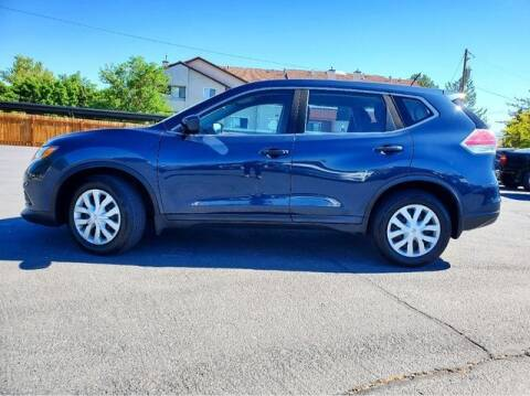 2016 Nissan Rogue for sale at INVICTUS MOTOR COMPANY in West Valley City UT