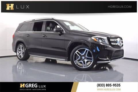 2017 Mercedes-Benz GLS for sale at HGREG LUX EXCLUSIVE MOTORCARS in Pompano Beach FL