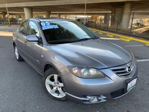2005 Mazda MAZDA3 for sale at Bay Auto Exchange in San Jose CA