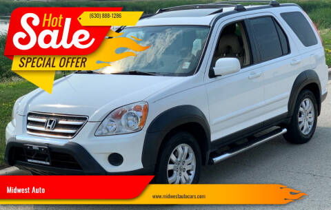 2005 Honda CR-V for sale at Midwest Auto in Naperville IL