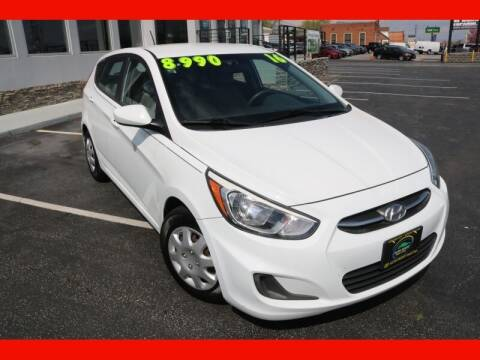 2016 Hyundai Accent for sale at AUTO POINT USED CARS in Rosedale MD