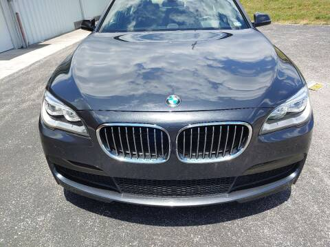 2014 BMW 7 Series for sale at Precision Glass, Inc. in Christiansburg VA