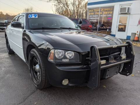 2009 Dodge Charger for sale at GREAT DEALS ON WHEELS in Michigan City IN