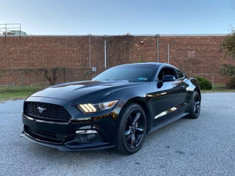 2015 Ford Mustang for sale at RoadLink Auto Sales in Greensboro NC