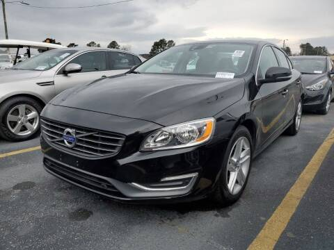 2015 Volvo S60 for sale at Drive 1 Auto Sales in Wake Forest NC