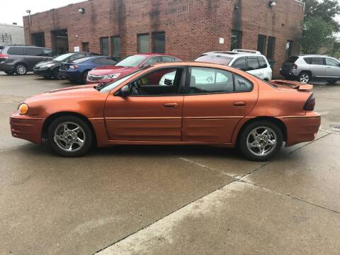 2004 Pontiac Grand Am for sale at Renaissance Auto Network in Warrensville Heights OH
