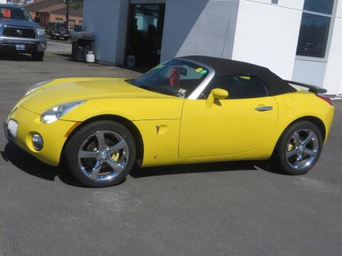 2007 Pontiac Solstice for sale at Price Auto Sales 2 in Concord NH