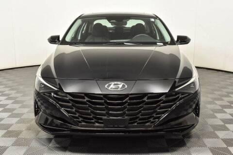 2022 Hyundai Elantra Hybrid for sale at Southern Auto Solutions-Jim Ellis Hyundai in Marietta GA