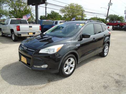 2013 Ford Escape for sale at BAS MOTORS in Houston TX