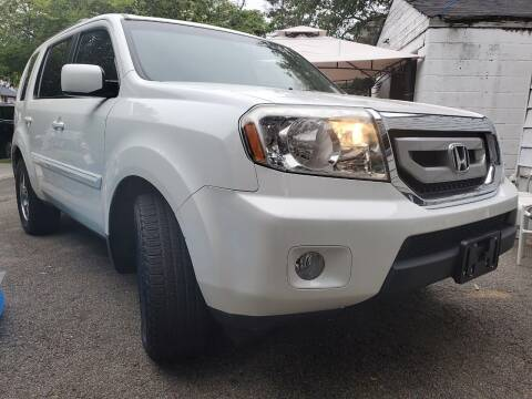 2010 Honda Pilot for sale at OFIER AUTO SALES in Freeport NY