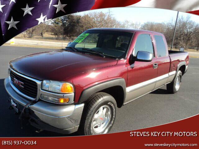 2000 GMC Sierra 1500 for sale at Steves Key City Motors in Kankakee IL
