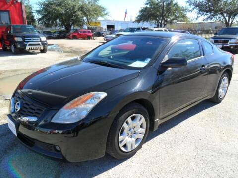 2009 Nissan Altima for sale at Talisman Motor City in Houston TX