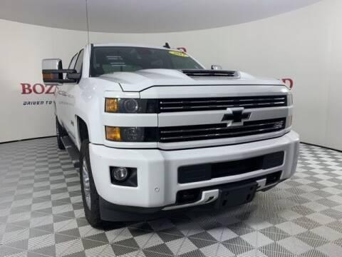 2017 Chevrolet Silverado 3500HD for sale at BOZARD FORD in Saint Augustine FL