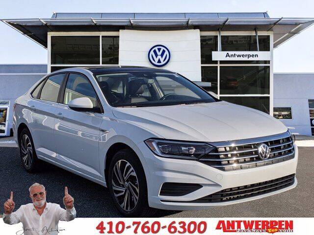 2021 Volkswagen Jetta 1.4T SEL