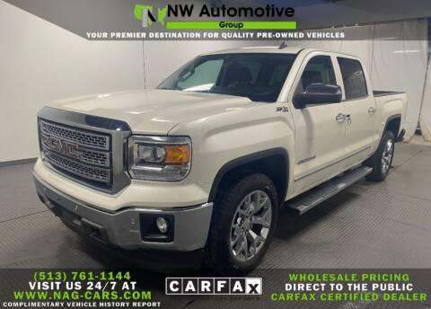 2014 GMC Sierra 1500 for sale at NW Automotive Group in Cincinnati OH
