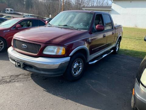 2003 Ford F-150 for sale at Newport Auto Group Boardman in Boardman OH