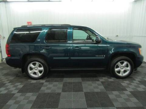 2007 Chevrolet Tahoe for sale at Michigan Credit Kings in South Haven MI