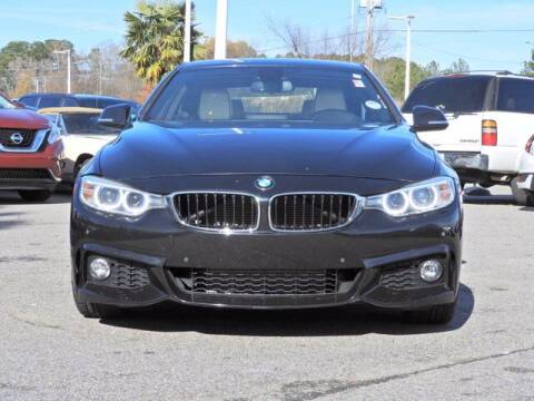 2016 BMW 4 Series for sale at Auto Finance of Raleigh in Raleigh NC