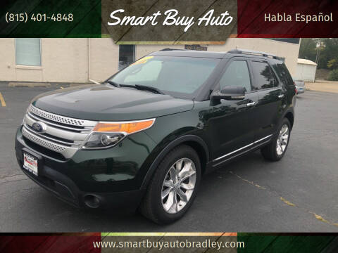 2013 Ford Explorer for sale at Smart Buy Auto in Bradley IL