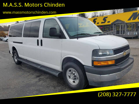 2019 Chevrolet Express Passenger for sale at M.A.S.S. Motors Chinden in Garden City ID