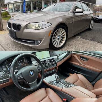 2013 BMW 5 Series for sale at Certified Luxury Motors in Great Neck NY