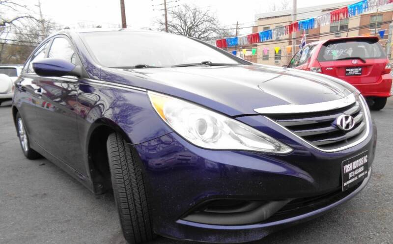 2014 Hyundai Sonata for sale at Yosh Motors in Newark NJ