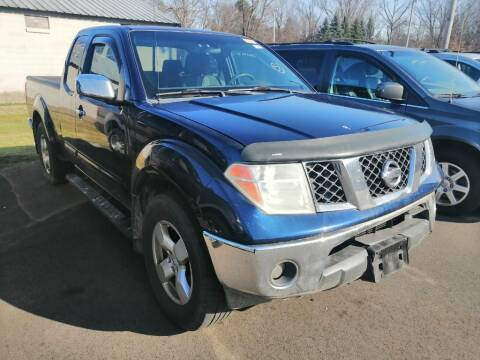 2006 Nissan Frontier for sale at KRIS RADIO QUALITY KARS INC in Mansfield OH